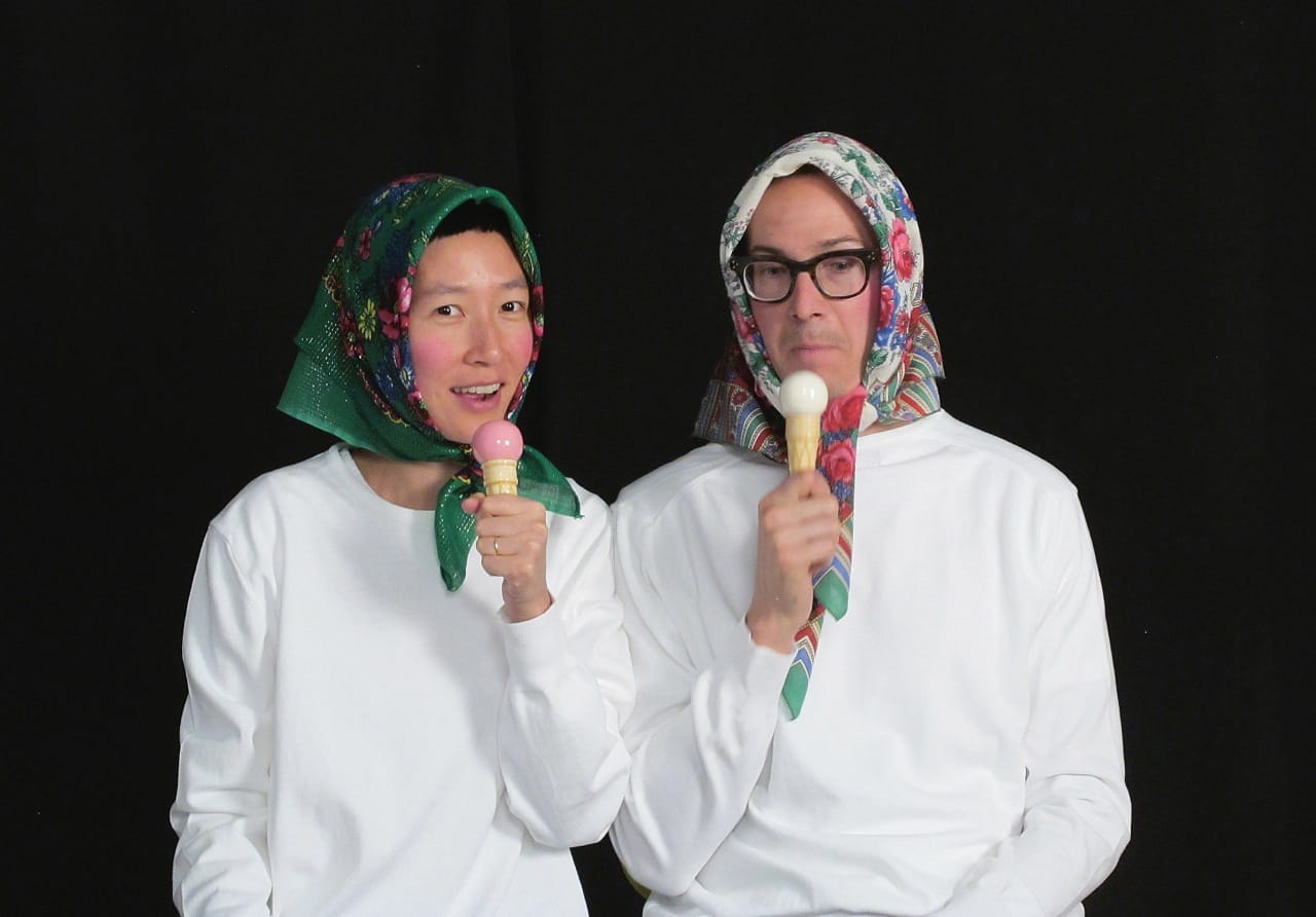 COMPANY /アーム・ソン(左)とヨハン・オリン(右)