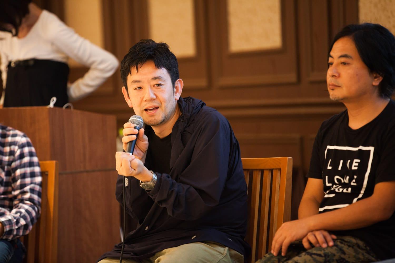 東京R不動産のディレクター、林 厚見さん。