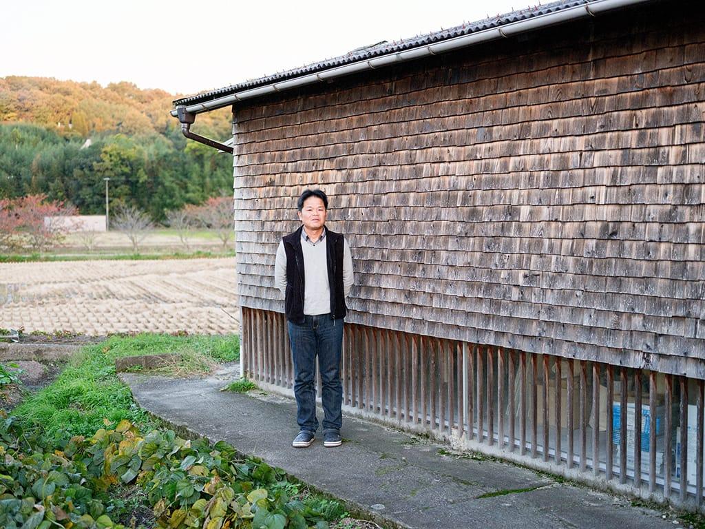 40代の村上隆行さんは淡河ワッショイの世代をつないだり、間に入ってはなだめたりする調整役。若手も相談もしやすい兄貴分。