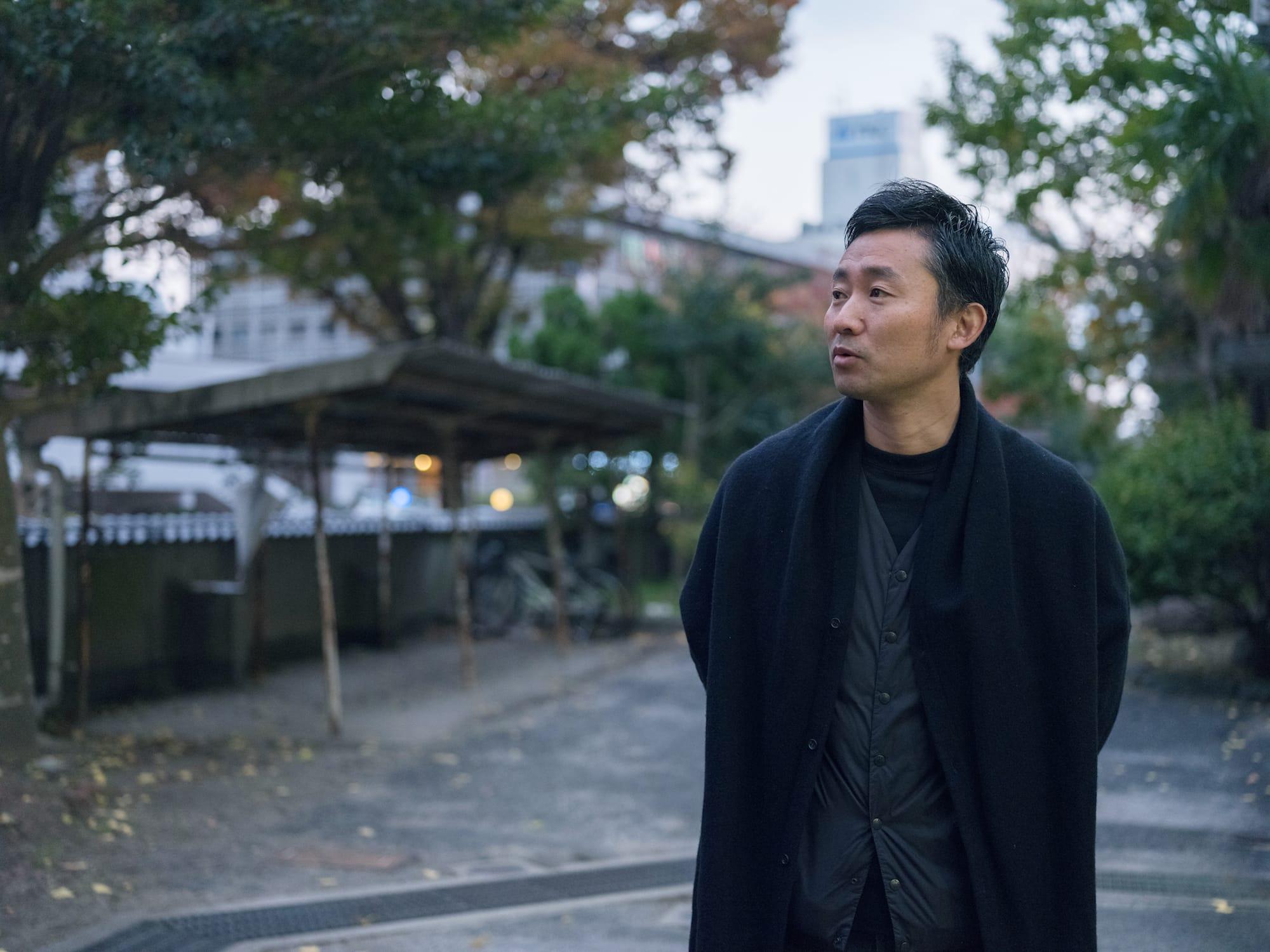森山幸治さんは、旧内山下小学校を活用した様々なイベントを開催。「瀬戸内国際芸術祭」をきっかけに「瀬戸際世界芸術祭」を市内で行うなど、岡山市を熱く盛り上げるキーパーソン。