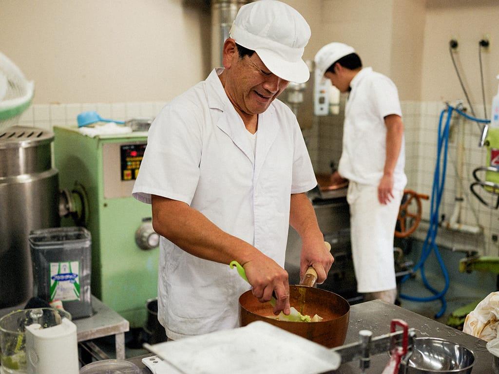 淡河ワッショイを立ち上げたメンバーの1人でもある吉村研一さんは50代。若いメンバーの良き理解者であり、ワッショイを引っ張るリーダー的存在でもある。