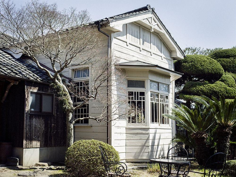 建物の佇まいに合わせた店づくり。 心に作用するものを伝える 萩市のギャラリー&カフェ