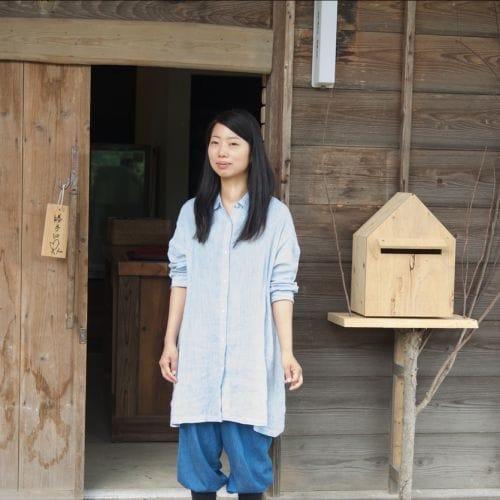 """ゆるく元気でタフな土地。 移り住んだ神山町で始めた """"実験する宿"""""""