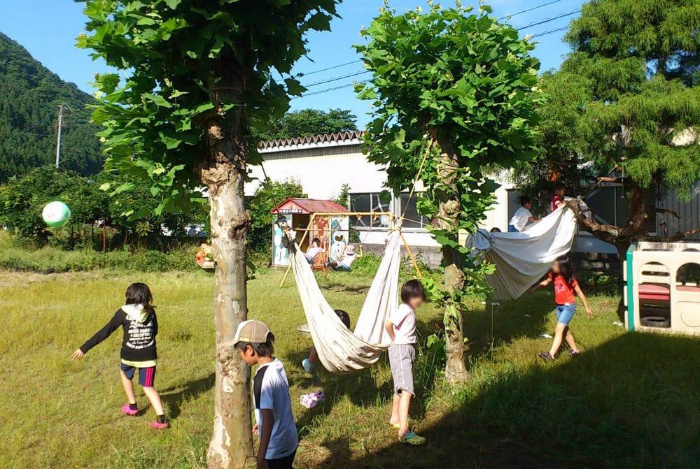 """""""山""""と""""地域""""の仕事を両立させ、 地域と子どもの新しいコミュニティのかたちを描く"""