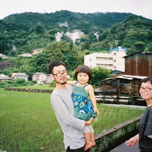 デザイナーから職人へ。 家族で移住した別府で 竹細工を生業にする。