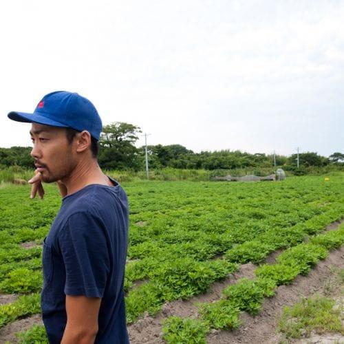 農業経験ゼロの地点から、 ピーナッツバターメーカーに なるまでの軌跡