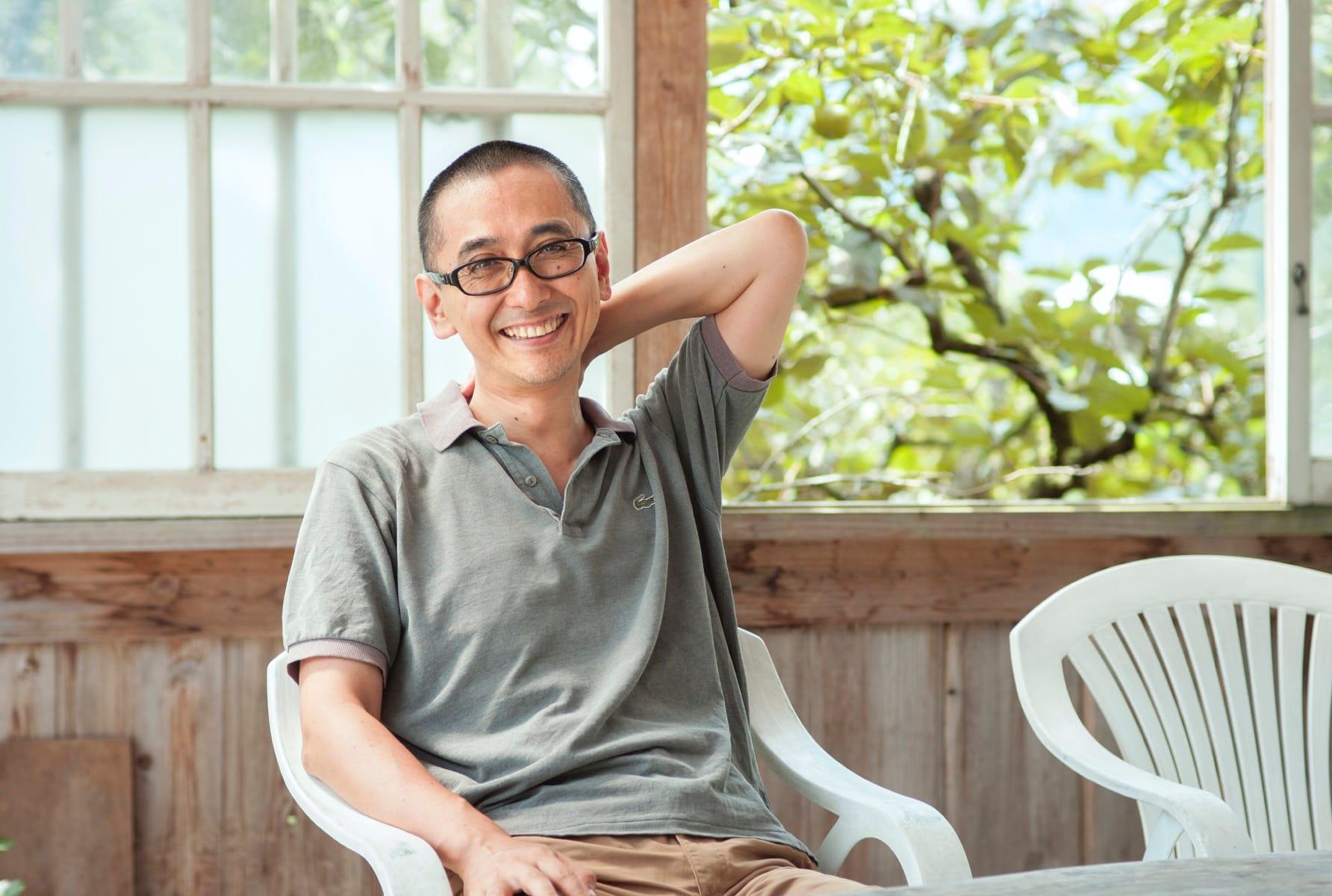 プランニング・ディレクターの西村佳哲さん。
