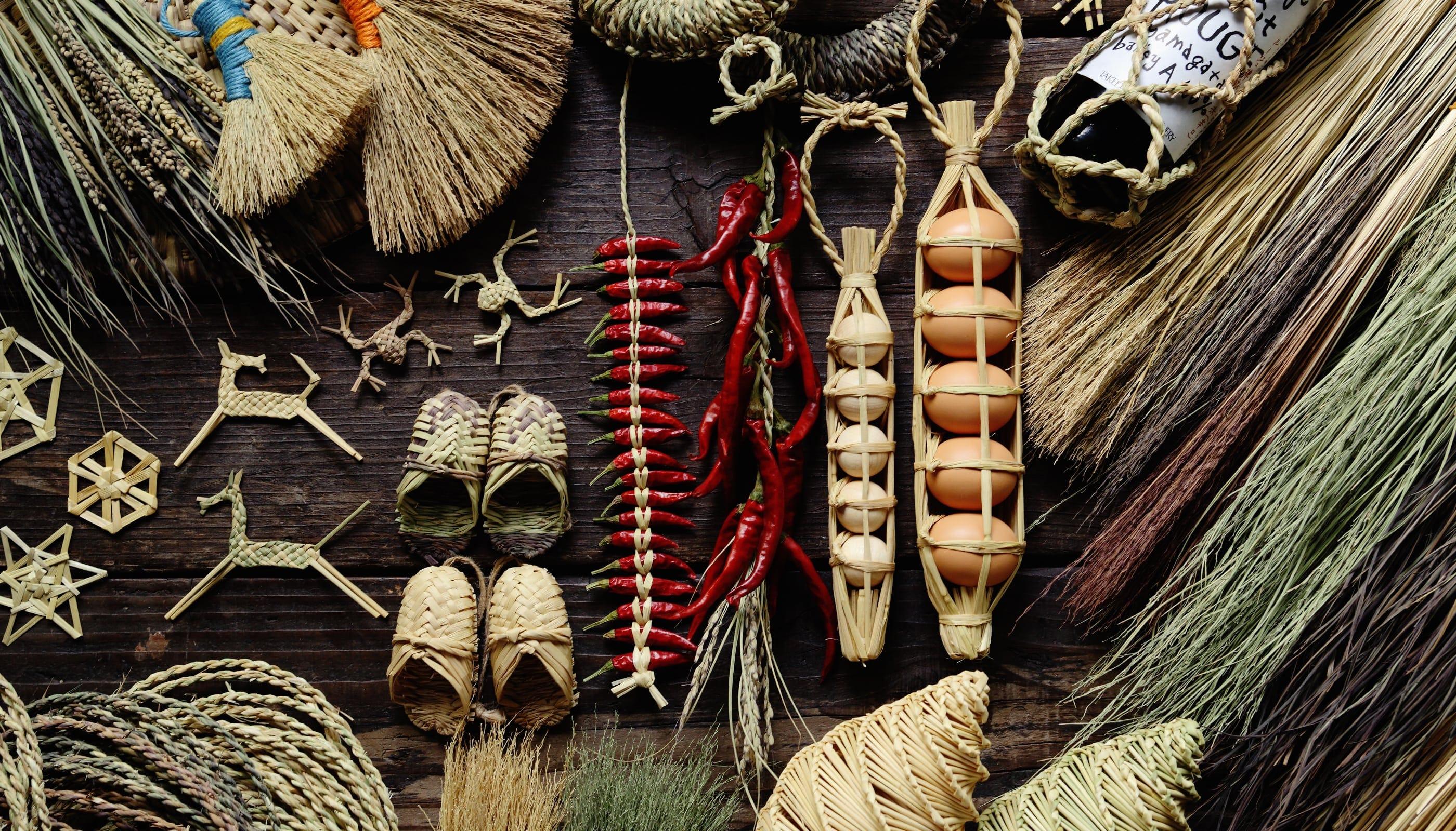 山形県真室川町を拠点に藁細工文化の発信をつづける、工房ストロー。 ロゴデザイン、WEBデザイン、パッケージデザイン(現在鋭意制作中)をアカオニで担当した。 写真:◯◯◯◯