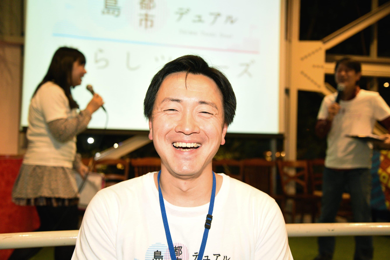まだまだ会わせたい人、行ってほしいお店や場所がたくさんある!と語る富田さん。心底惚れ込んでいる淡路島の魅力を今後も発信していきます。