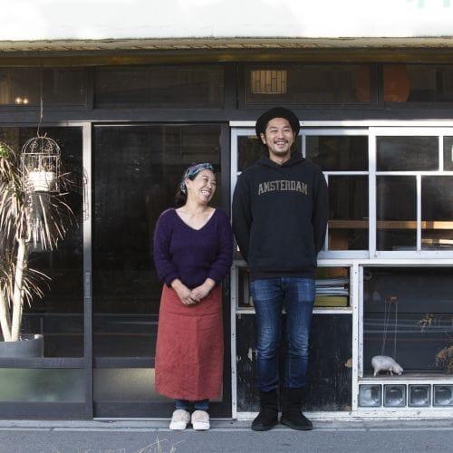 """<鎌倉⇔スペイン、ポルトガル> 旅で得た感覚を、地元で表現する、""""よく休む店""""の循環。"""