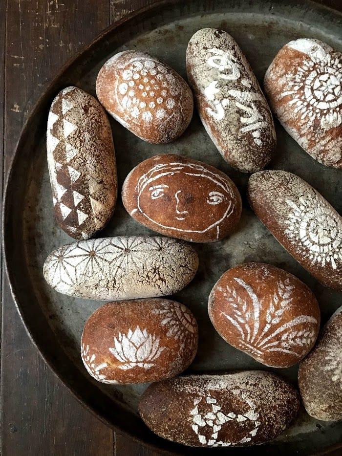 「コウボパン 小さじいち」のパン