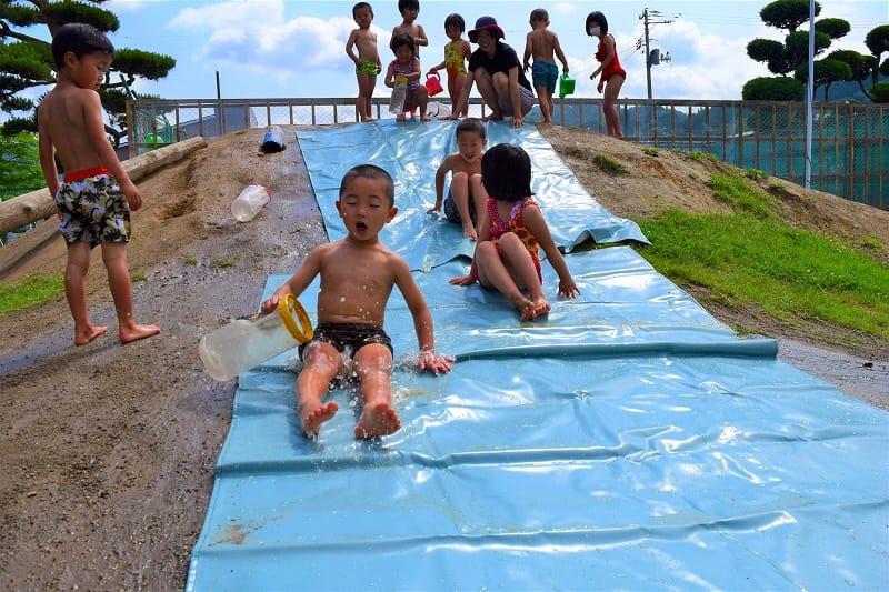 大湯保育園
