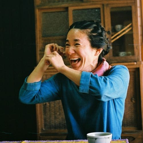 生きるために織る。切実さをたずさえた、女の手仕事。<鳥取県・南部町>
