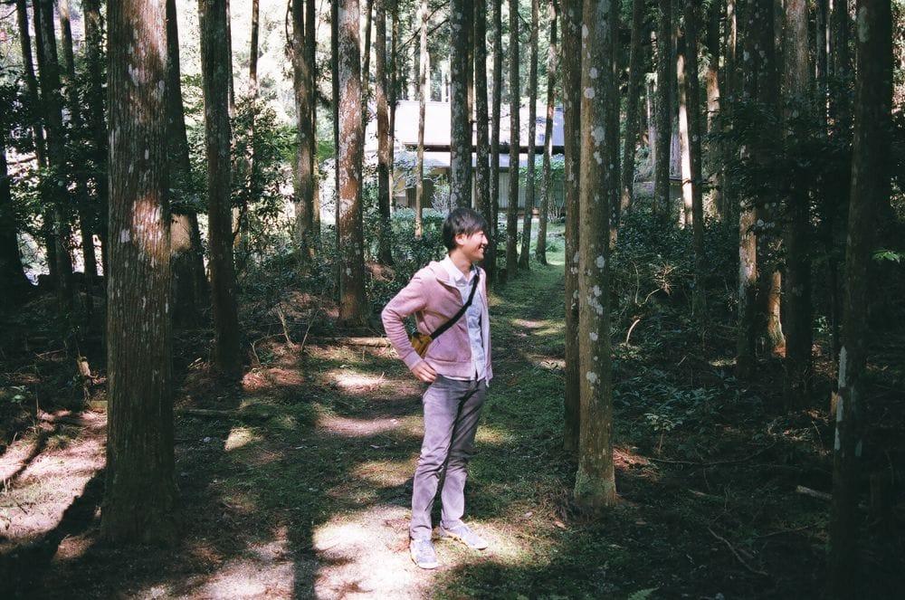 プロダクトを開発して作って売る。 拠点を定めずに動きながら 奈良の山奥で、今現在を営む