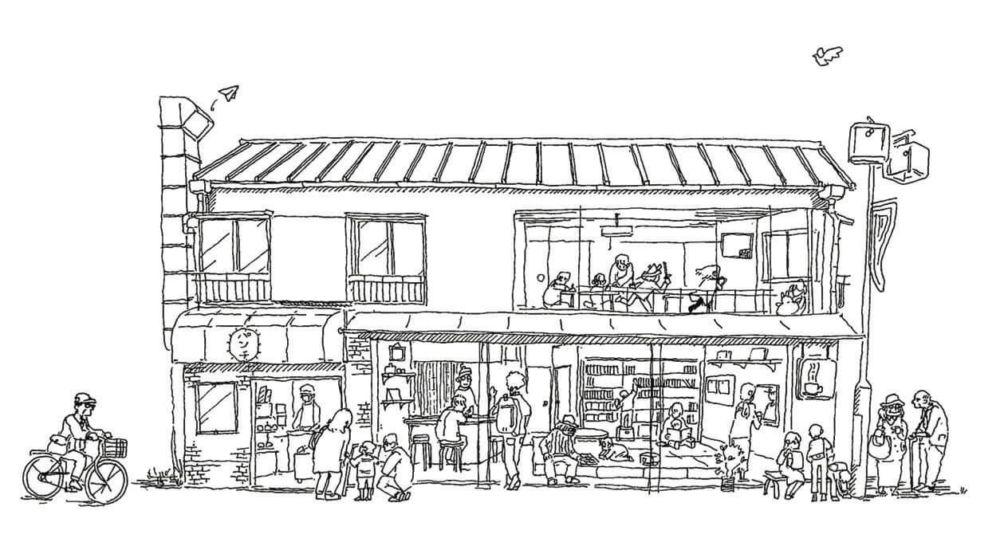 東京R不動産が、まちづくりプロジェクトで、店舗入居者を募集中!3/16(土)トークイベント・内覧会を開催。